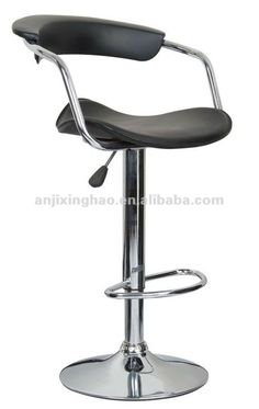 Popular Adjustable Swivel Pvc Bar Stool Xh-206-1