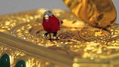 Singing Mechanical Bird Box | Antiques Video
