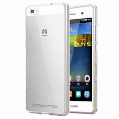 Find More Phone Bags & Cases Information about SLIM CLEAR SOFT Lightweight Shock Absorbing For Funda huawei p8 lite Funda TPU Back For Cover Huawei P8 Lite Protection Case,High Quality shock absorber nissan,China shock absorber shorts Suppliers, Cheap p8 from Geek on Aliexpress.com