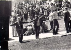 Kent, Ohio - On May 4, 1970 the Ohio National Guard opened fire on unarmed students protesting America's bombing of Cambodia during the Vietnam War. In a day that changed America, four students were killed and nine were wounded as they protested against the war. The incident triggered national outrage in a country already divided. In response to the Kent State Shootings, more than four million students rose up in dissent across 900 campuses, generating the only nationwide student protest in…