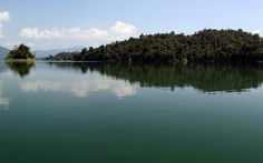 Lake Kenyir.
