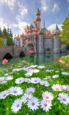 Sleeping Beauty Castle | Disneyland California