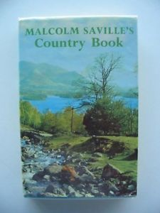 malcolm savilles country book - got this as a 'nature study 'prize at primary school.