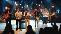 Barra Music recebe o grupo Revelação