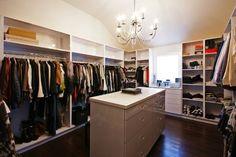 Closet - contemporary - Closet - Detroit - Jonna Luxury Homes
