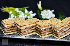 Prajitura Snikers - CAIETUL CU RETETE Mary, Pie, Sweets, Bread, Cookies, Breakfast, Food, Tarts, Baking