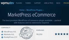 MarketPress Is a Hugely Popular WordPress Ecommerce Plugin Ecommerce Platforms, Wordpress Plugins, Good Things, Popular, Website, Blog, Free, Design, Most Popular