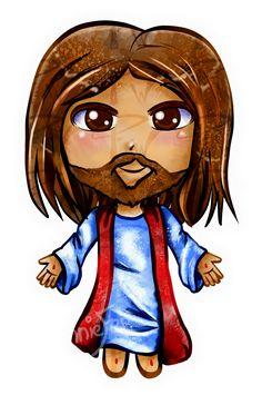 Jesus Christ by FaithWalkers.deviantart.com on @DeviantArt #anime #jesus