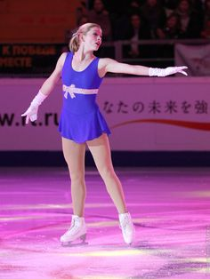 GPS2012-04 Cup of Rossia EX Roller Skating, Ice Skating, Gracie Gold, Ice Dresses, Ice Princess, Figure Skating Dresses, Dance Costumes, Gymnastics, Maya