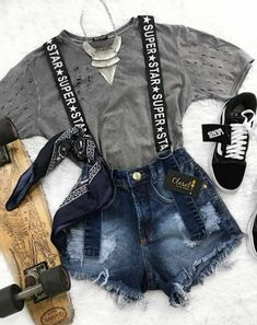 45 Best Fashion Outfit Ideas For Women Summer Outfits Winter Outfits Autumn O Tumblr Outfits, Edgy Outfits, Teen Fashion Outfits, Mode Outfits, Cute Casual Outfits, Outfits For Teens, Girl Outfits, Party Outfits, Fashion Ideas