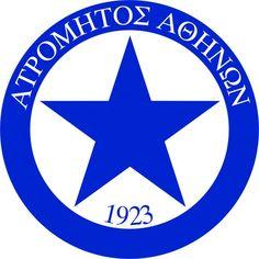 Logo of Atromitos Athens