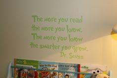 above book shelf