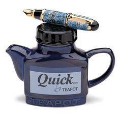 Coolest Teapots #PutDownYourPhone #carde