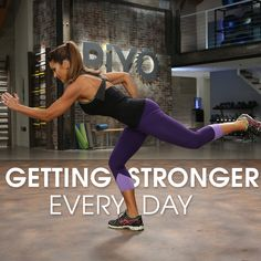 Here's to getting stronger every day, with just the use of your body weight! (No equipment needed) #motivation