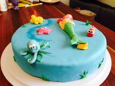 Torte Meerjungfrau