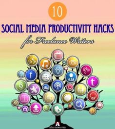 Social media is a business tool not only for the bloggers and business persons, but also for the freelance writers as they too are in the writing business. So, as a freelance writer, how do you use the social media? Are you able to leverage and make profit from it? Here are the essential social media productivity hacks for freelance writers that you should read even if you're a blogger! More at the blog. :)
