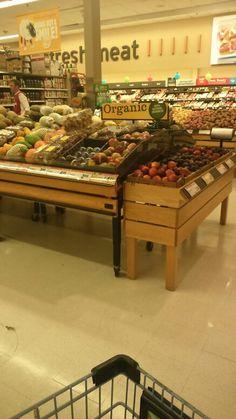 More Organic Fruit
