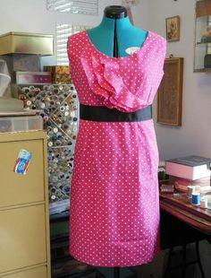 Beanie's Polka Dot Dress
