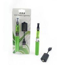 Ego starter kit CE4 atomizer Electronic cigarette kit 650mah 900mah 1100mah 1300mah EGO-T battery blister case E-cigarette Kit