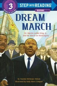 Recounts the events leading up to the March on Washington in 1963 led by Martin Luther King, Jr.