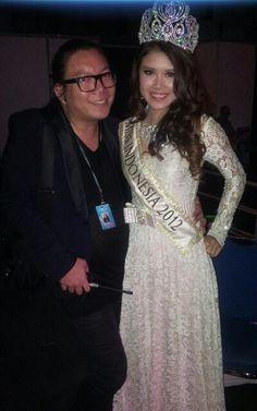 Miss Indonesia 2012