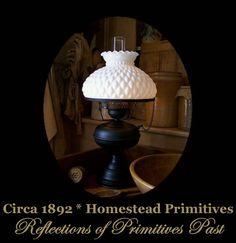 Circa 1892 Homestead Primitives