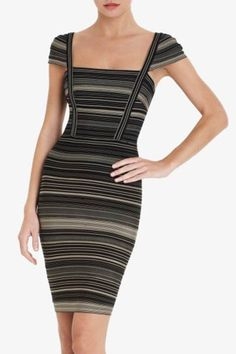 Cheap and Gorgeous Herve Leger Dress! A Party Gril Should have one! 48a7d3865dd9