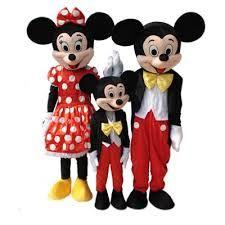 Familia Mikey Mouse