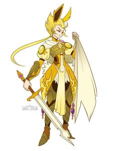 Amazing DnD Class Pokemon Gijinka Eeveelutions Are Cosplay Ready