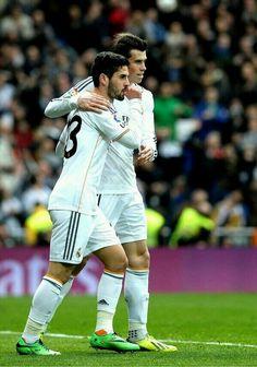 Isco & Bale.