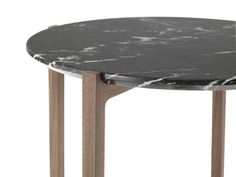 LOTTA tables with marble top. Estudi Arola www.kendomobiliario.com