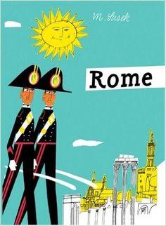 Amazon.fr - Rome - Miroslav Sasek, Pierre Servais - Livres