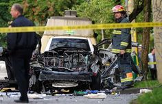 Plumber's car explodes in Vancouver's West End - an electronic fob key to open the car caused a small spark . . .