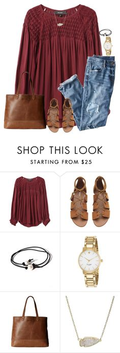 """Untitled #1704"" by southernstruttin ❤ liked on Polyvore featuring Isabel Marant, J.Crew, Joie, Kate Spade, SOREL and Kendra Scott"