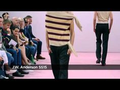 J.W. Anderson SS15 at London Collections Men -
