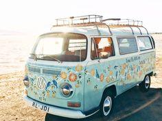 Volkswagen – One Stop Classic Car News & Tips Kombi Trailer, Vw Caravan, Kombi Motorhome, Motorhome Travels, Caravan Ideas, Bus Volkswagen, T3 Vw, Volkswagen Transporter, Combi Hippie