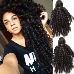 Black kinky curly human hair extensions 161820 3bundles full au new 50gpcs brazilian human hair extensions black kinky curly hair weft afro pmusecretfo Image collections