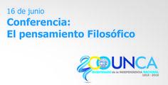 Conferencia: El pensamiento Filosófico - #UNCA #Catamarca