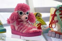 What's in this man's head? -> adidas Originals by Jeremy Scott 2013 Spring/Summer JS Poodle Preview   Hypebeast
