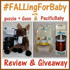 Thrifty Nifty Mommy: guzzie + Guss & Pacific Baby Prize Package