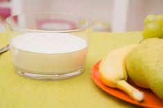 21 napos őszi turmix kihívás – 3. nap Nutribullet, Healthy Drinks, Glass Of Milk, Cantaloupe, Fruit, Food, Decor, Yogurt, Decoration