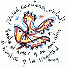 HenArte: 30 de enero. Día Escolar de la No Violencia y la Paz . Santa Elena 2013 .