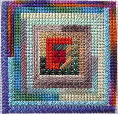 Free needlepoint Patterns, the Caron Collection