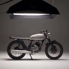 dropmoto:   2-stroke Kawasaki beauty beneath the...