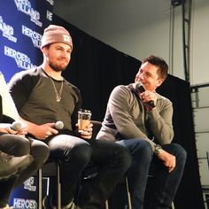 """""""Malcolm has a soft spot for Oliver"""" - John"""