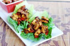 Spicy Tofu Lettuce Wraps | Tasty Kitchen: A Happy Recipe Community!