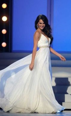 Miss Ukraine, first runner-up to Miss Universe