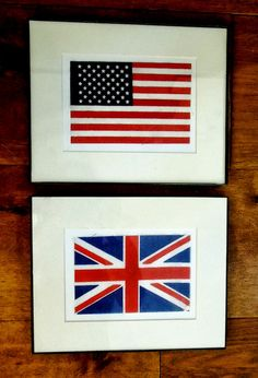 reflecting YOU in your home [union jack decor]