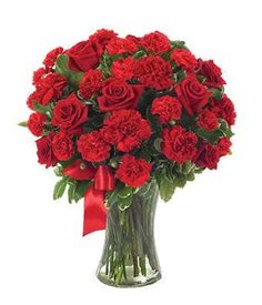 You're In My Heart at From You Flowers Month Flowers, Flowers For You, Types Of Flowers, Flower Images, Flower Pictures, Flower Delivery Uk, Send Roses, Red Rose Bouquet, Carnation Bouquet