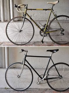 Bike Fixa Brasil: Como Montar uma Bike Fixa de Baixo Custo